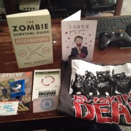 "October Loot Crate Unboxing – ""Survive!"""