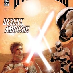 Comic Review – The Star Wars #3 – Desert Ambush