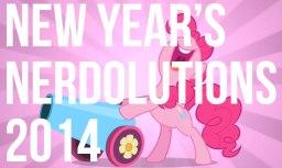 New Year's Nerdolutions?