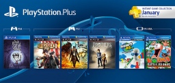 Free Video Games for January 2014