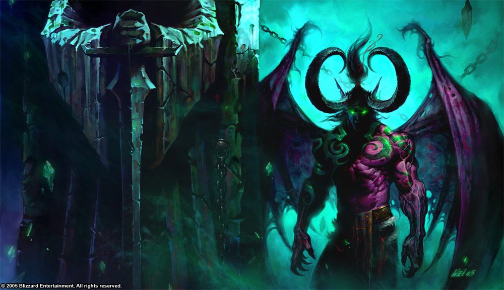 illidan-stormrage