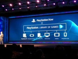 Sony Announces Cloud Gaming With PlayStation Now