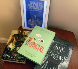 November TBR! [To Be Read]