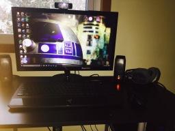 Major PC Battlestation Changes